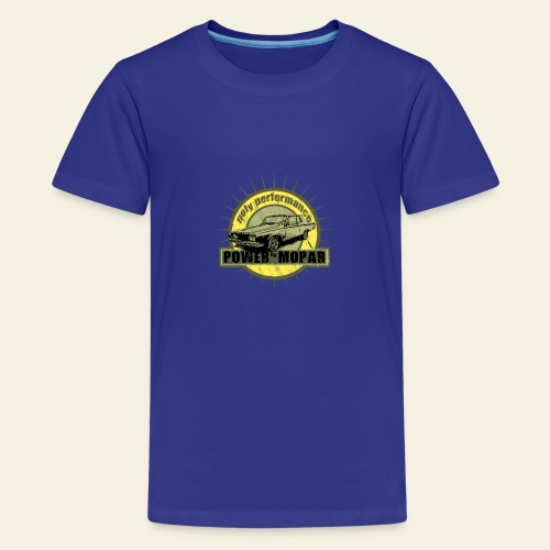 fury - Teenager premium T-shirt