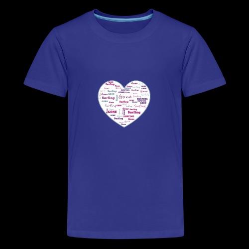 1 png gif - Teenager Premium T-Shirt