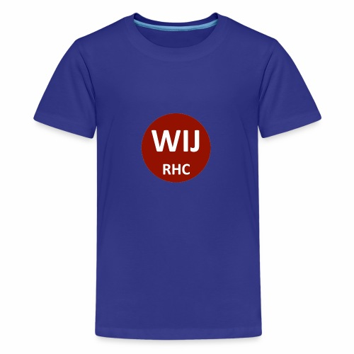 WIJ RHC - Teenager Premium T-shirt