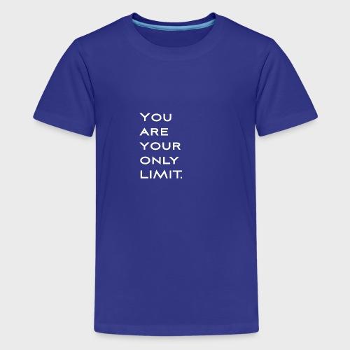 Limit - Teenager Premium T-Shirt