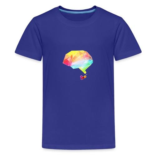 lsd brain - Teenager Premium T-Shirt