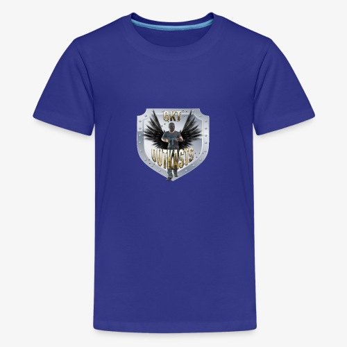 OutKasts PUBG Avatar - Teenage Premium T-Shirt