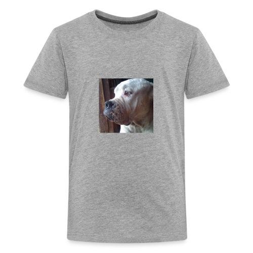 Mirada Perritus - Camiseta premium adolescente