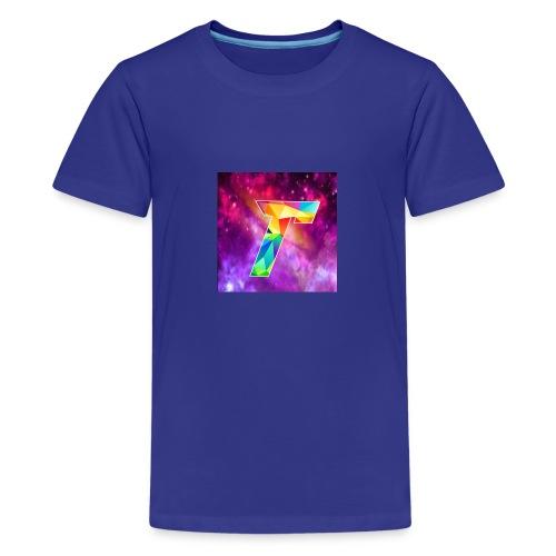 Tomy2.0 classic design - Teenage Premium T-Shirt