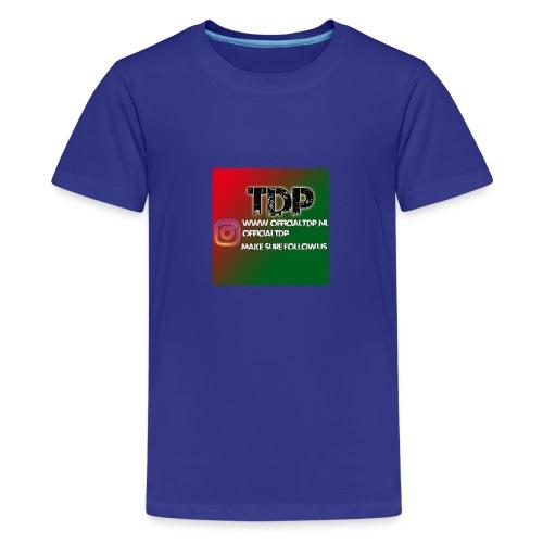 IMG 20180829 WA0003 - Teenager Premium T-shirt