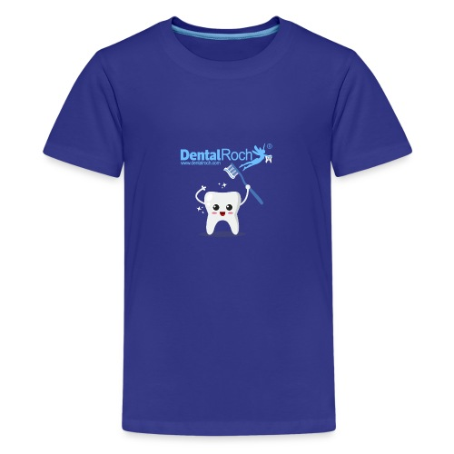 DIENTE DENTALROCH - Camiseta premium adolescente