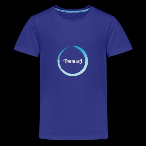 ThomasJ 2018 Deluxe Edition - Maglietta Premium per ragazzi