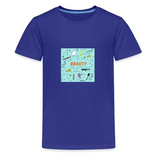 Beauté - T-shirt Premium Ado
