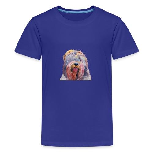 schapendoes - Teenager premium T-shirt