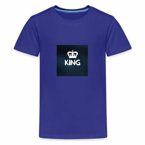 Männer King - Teenager Premium T-Shirt