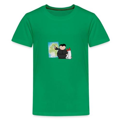 Happy Dictator. - Camiseta premium adolescente