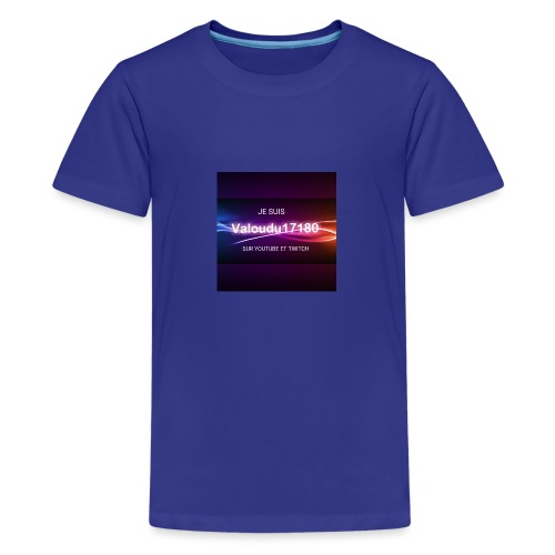 Valoudu17180twitch - T-shirt Premium Ado