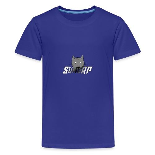 SumuRP - Teinien premium t-paita
