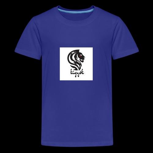 Kigyók❤️❤️❤️ - Teenager Premium T-Shirt
