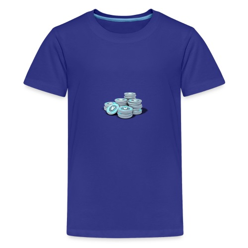 Vbucks - Teenager Premium T-Shirt