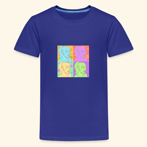 Back to the 70' - Teenager Premium T-Shirt