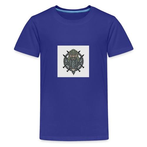 Nork - Camiseta premium adolescente