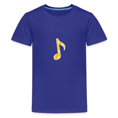 Basic logo - Teenage Premium T-Shirt