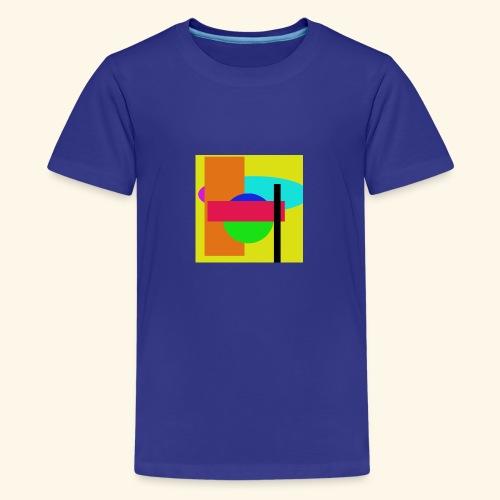 Pop-art71 - Maglietta Premium per ragazzi
