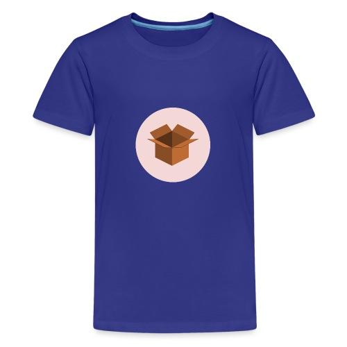 Box - Teenager Premium T-Shirt