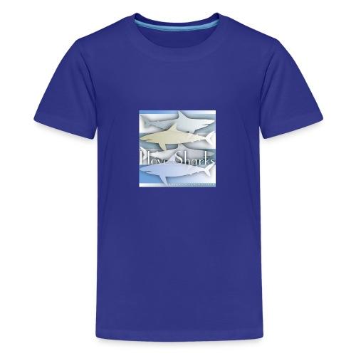 Sharks Shirt - Teenager Premium T-Shirt