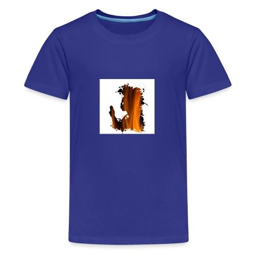 indien feu - T-shirt Premium Ado