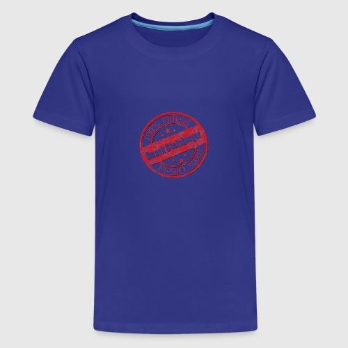 OFFICIAL DANE a png - Teenager premium T-shirt