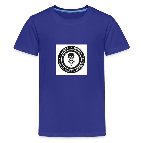 T-Shirt-Design3-jpg - Teenager premium T-shirt