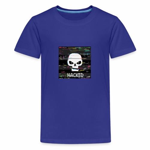 ASSÅ HACKER - Premium-T-shirt tonåring
