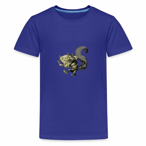 Wilder Kerl - Teenager Premium T-Shirt