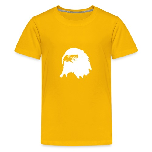 Steinadler - Teenager Premium T-Shirt