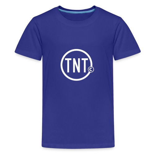 TNT-circle - Teenager Premium T-shirt
