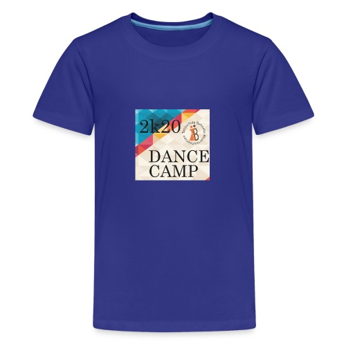Dance Cpamp Shirt 2020 - Teenager Premium T-Shirt