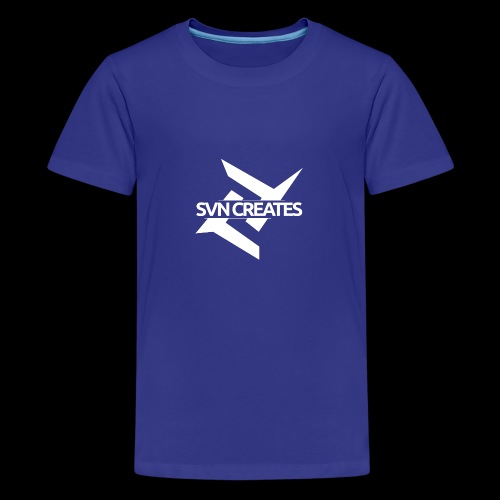 SVN Shirt logo 1 png - Teenager Premium T-shirt