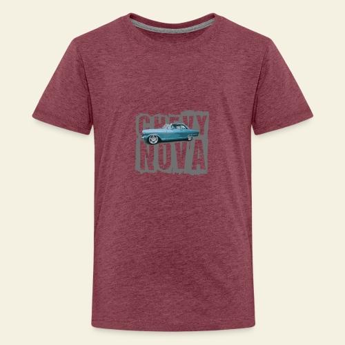 nova - Teenager premium T-shirt