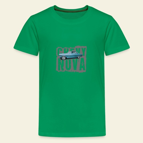 nova - Teenager premium T-shirt