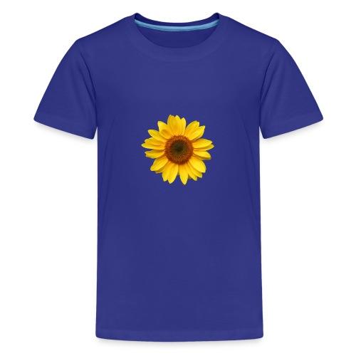 Du bist der Sonnenschein! - Teenager Premium T-Shirt