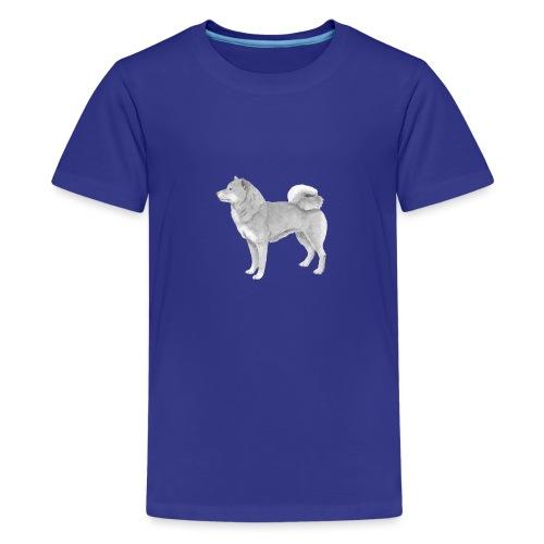 shiba inu - Teenager premium T-shirt