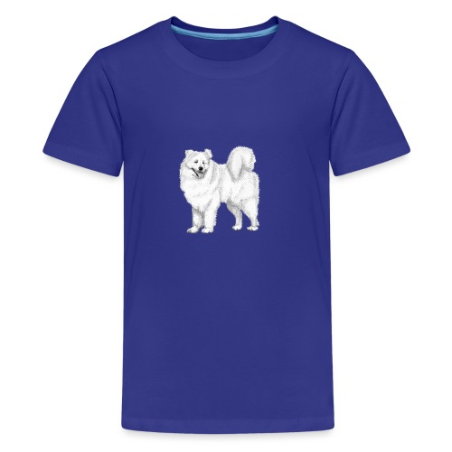 samoyed - Teenager premium T-shirt