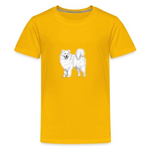 samoyed - Teenager premium T-shirt