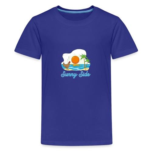 Sunny side - Maglietta Premium per ragazzi