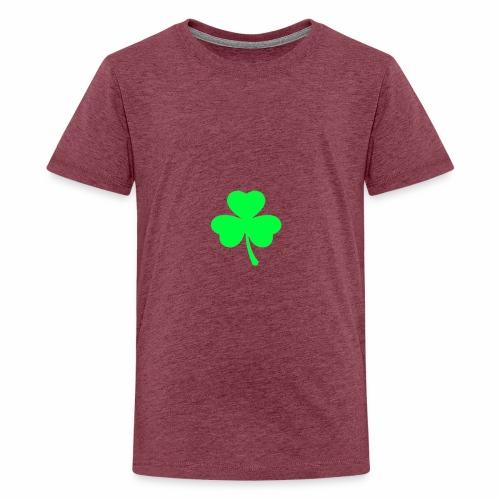 suerte - Camiseta premium adolescente