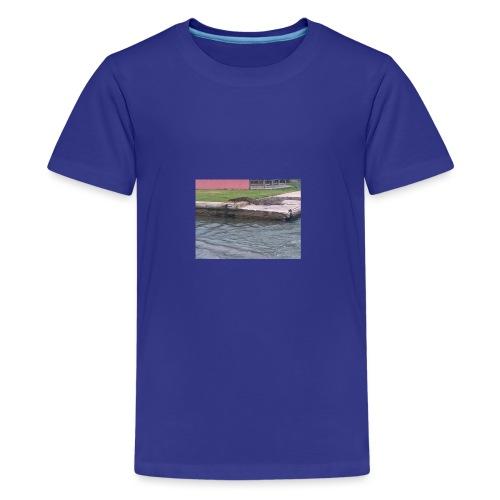 Reptile - Teenage Premium T-Shirt