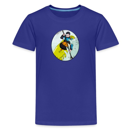 WW.png - Teenager Premium T-Shirt