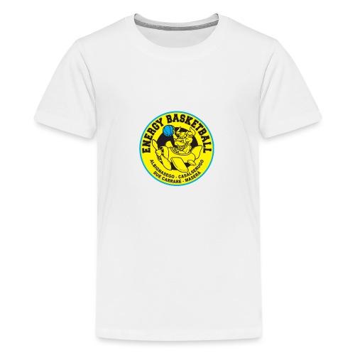 baby energy basketball - Maglietta Premium per ragazzi