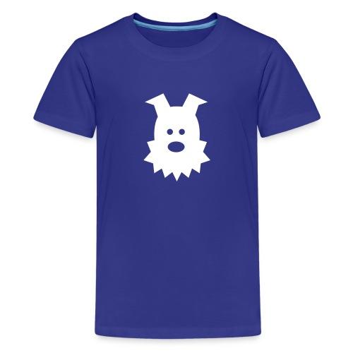 dog2 - Teenager Premium T-Shirt