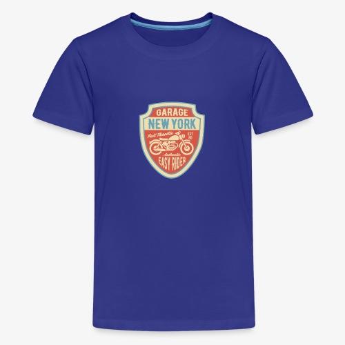 Garage New York - T-shirt Premium Ado