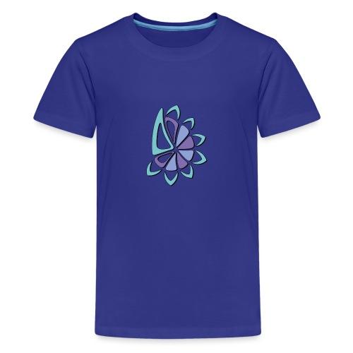 spicchi di sole freddo multicolore - Maglietta Premium per ragazzi