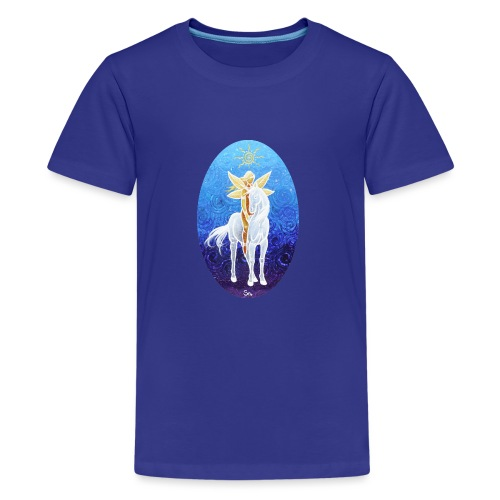 Das Leben ist magisch! - Teenager Premium T-Shirt