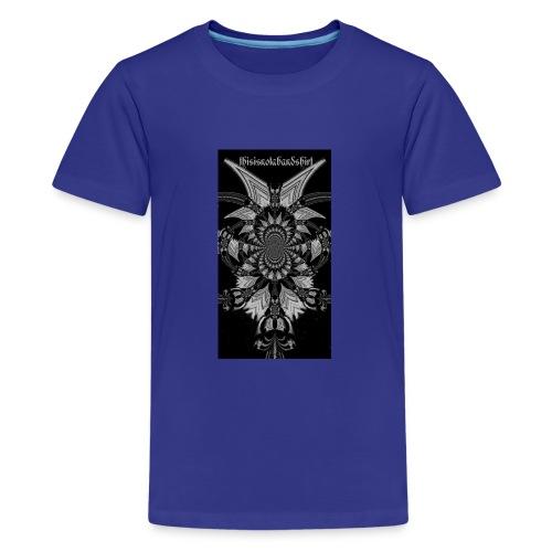 tineb5 jpg - Teenage Premium T-Shirt
